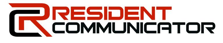 Resident Communicator